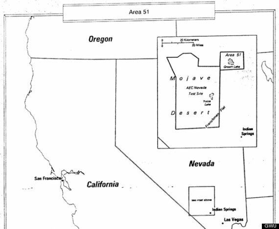 US Government Admits There IS An Area 51