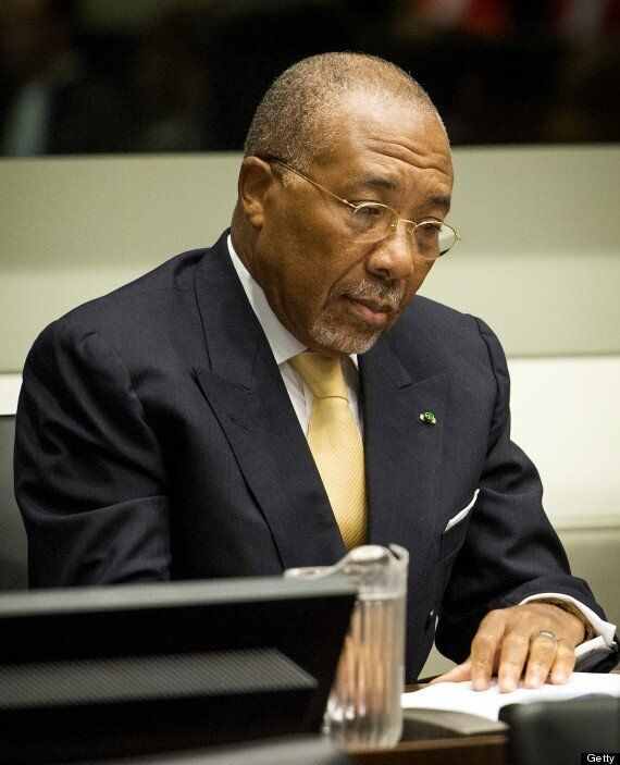 Charles Taylor, War Criminal And Former Liberian President, Launches Human Rights Challenge Over