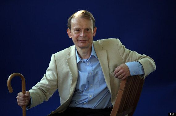 Andrew Marr Reveals He Cannot Type Following