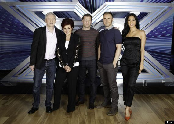 'X Factor' 2013 To Air Saturdays And Sunday Nights When Show Returns On 31