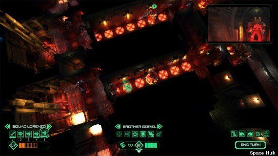 'Space Hulk' Review: Games Workshop Classic Returns, Dice And All