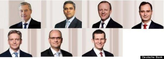 Deutsche Bank Boss Makes Hilariously Awkward Call For More Women On