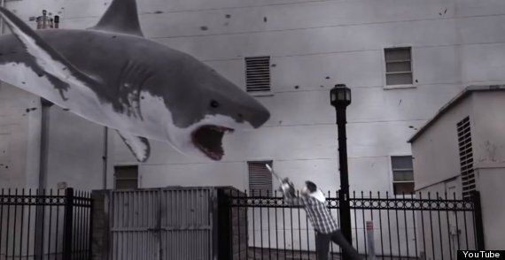 Sharknado On The Streets Of Glasgow? Council Reveals Contingency Plan For Real Life