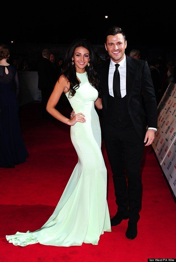 National Television Awards: Michelle Keegan, Mark Wright Reveal Wedding Plans ON NTAs Red Carpet