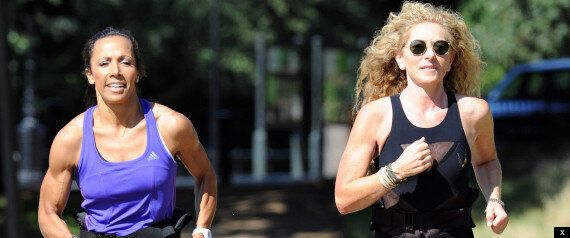 Running Mat's Donna Kerr-Foley Reveals Her Plans To Get The World Training