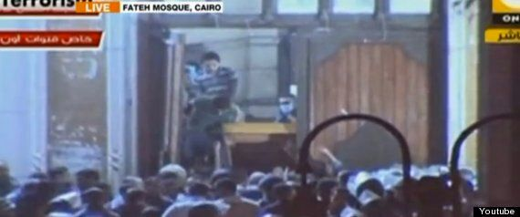 Cairo Mosque Siege: Irish Citizens Among Hundreds Trapped Inside As Violence Engulfs