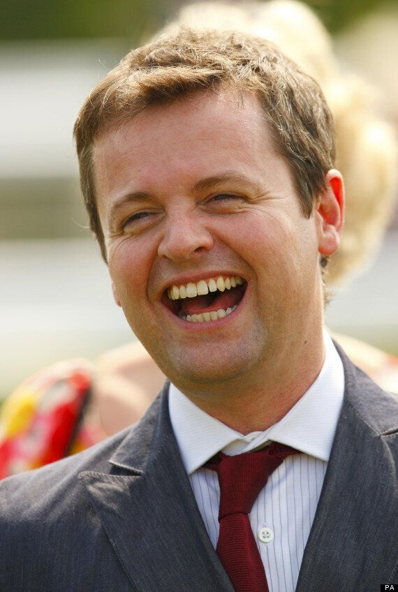 Declan Donnelly Dating Long-Term Manager Ali
