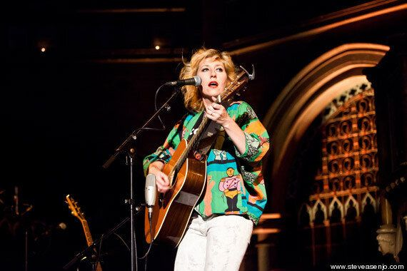 GIG REVIEW: Martha Wainwright On Stage At London's Union Chapel On 15