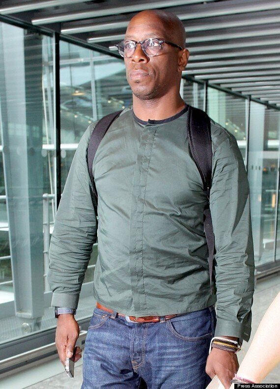 Ian Wright Robbers Told Wife 'We'll Cut Off Your Children's