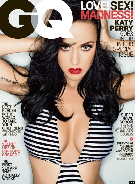 Katy Perry's GQ Photoshoot: Watch Her Pose Behind The Scenes