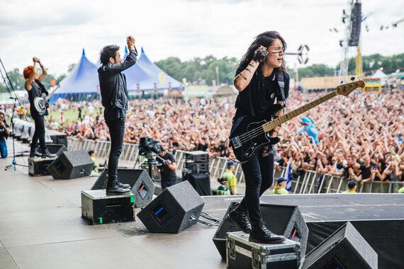 How Crossfaith Made Heavy Metal History at Download