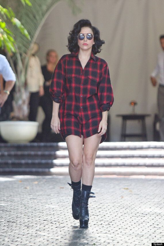Lady Gaga Accuses Perez Hilton Of 'Stalking' Her As Feud