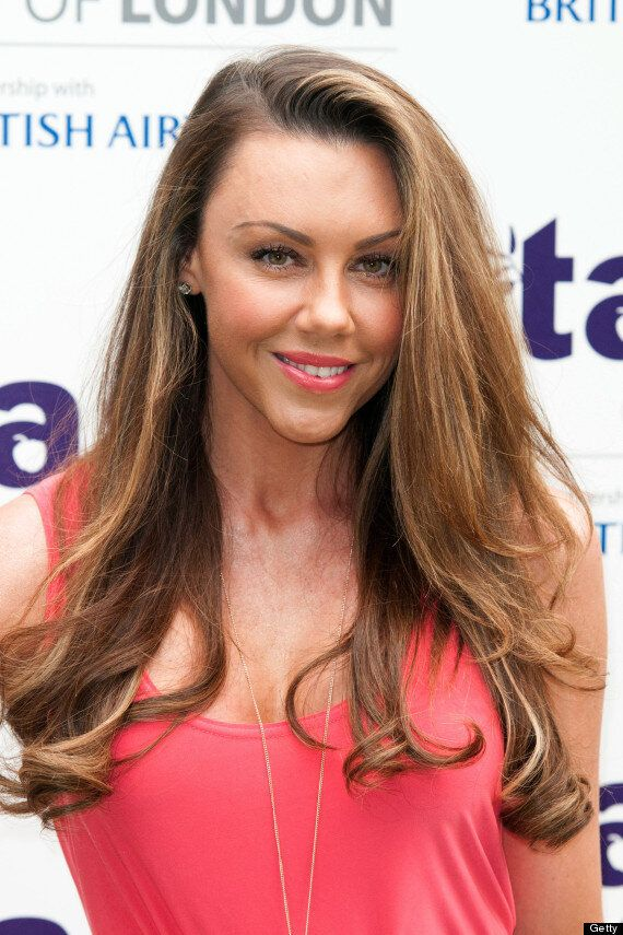 Michelle Heaton Pregnant With Her Second