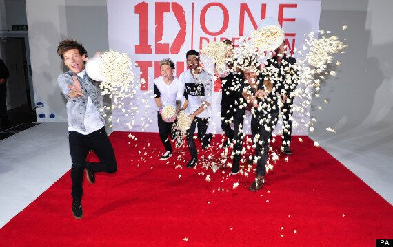 One Direction: Harry Styles Dodges 'Sex, Drugs, Rock n Roll' Question, Niall Horan Talks Football At...