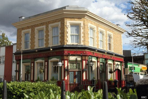 'EastEnders' Is Getting A New Albert Square After Almost 30
