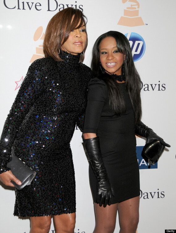 'Celebrity Big Brother': Whitney Houston's Daughter Bobbi Kristina Pulls Out Of
