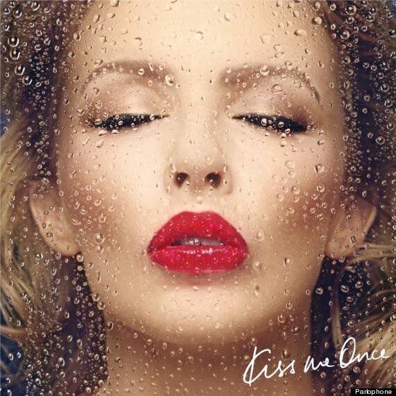Kylie Minogue 'Kiss Me Once': Pop Princess Unveils New Album Cover
