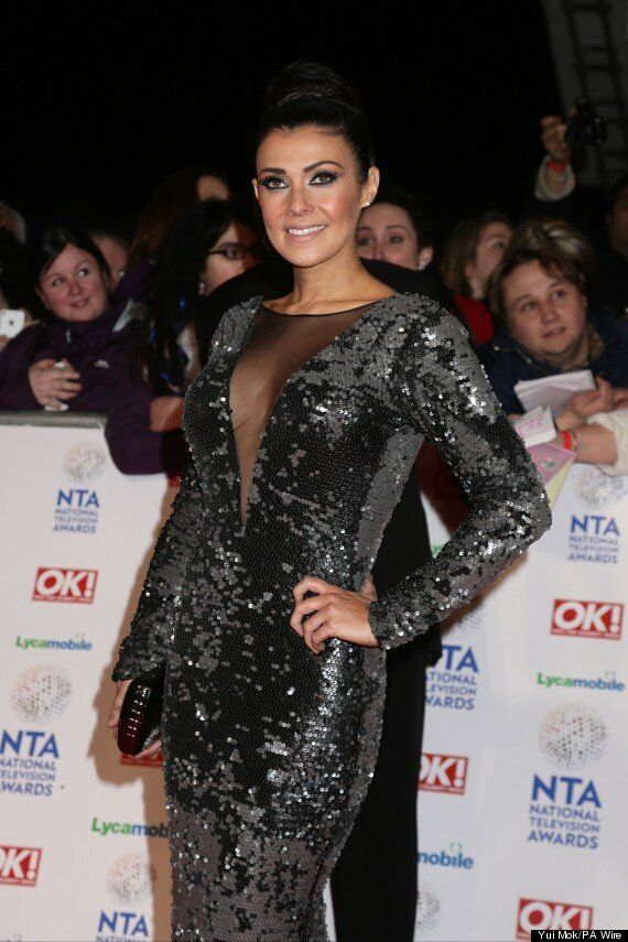 'EastEnders' Jamie Lomas Snuggles Up To New Model Girlfriend At The NTAs, Ex Kym Marsh Says She Doesn't...