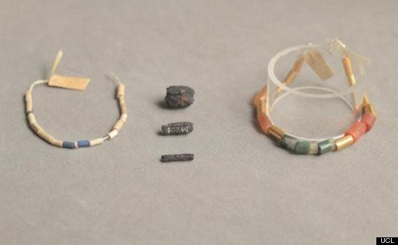 5,000-Year-Old Iron Beads 'Came From