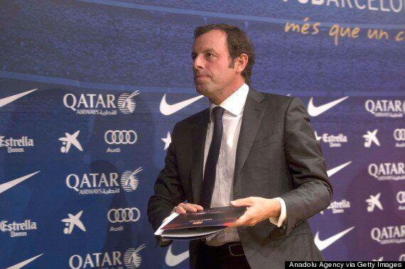 Barcelona Appoint Josep Maria Bartomeu President As Sandro Rosell Resigns -