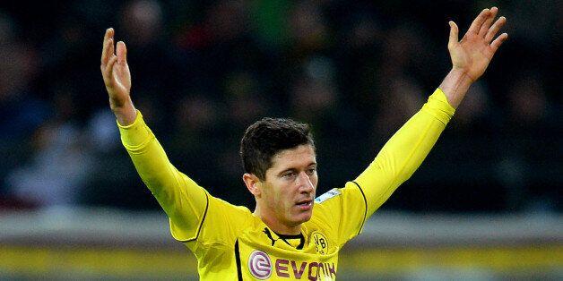 Lewandowski will join Bayern in the