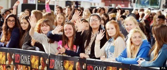 Thousands Of Morgan Spurlock Fans Gather In Leicester Square For Premiere Of His New
