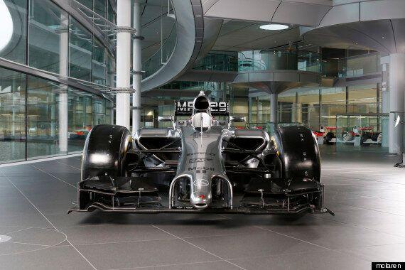 McLaren Reveal MP4-29 For 2014 F1 Season