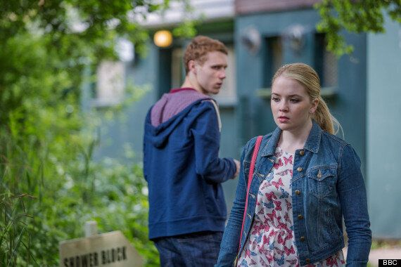 EastEnders Spoiler: Abi Branning And Jay Brown To Fight Over Unexpected