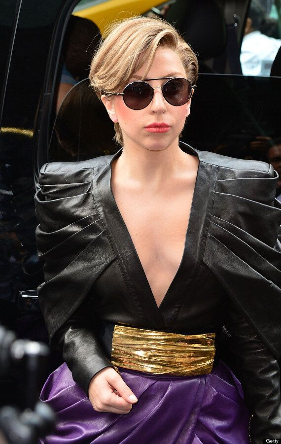 MTV Video Music Awards 2013: Lady Gaga To Open The Show With Debut Performance Of 'Applause'