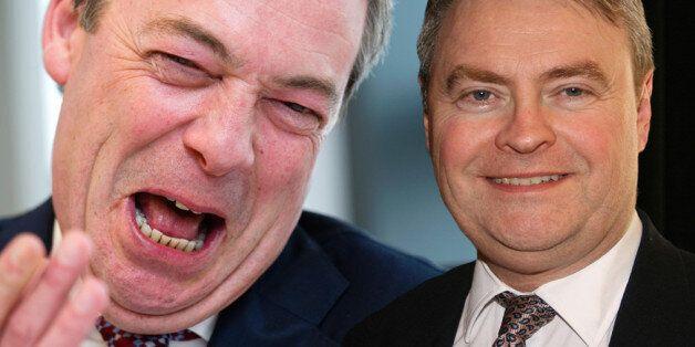 Nigel Farage Rebuked Over Ukip's 2010 Manifesto By Ex-Deputy David
