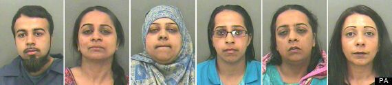 Six Muslim Siblings Jailed For Attempted Kidnap Of Sarah Harrison For Having Relationship With