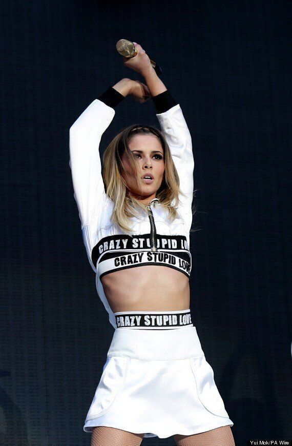 Capital Summertime Ball 2014: Miley Cyrus And Cheryl Cole Lead Acts Taking To The Stage At Wembley Stadium