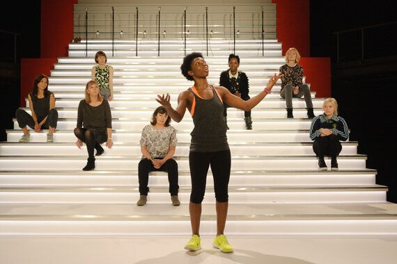 Theatre Review: Blurred Lines, National