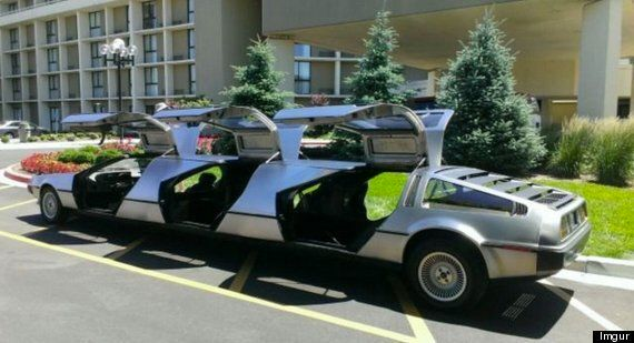 Stretch Delorean Is Without Doubt The Greatest Thing On Four
