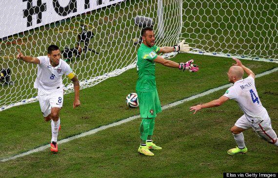 USA 2-2 Portugal: Silvestre Varela Hits 95th Minute
