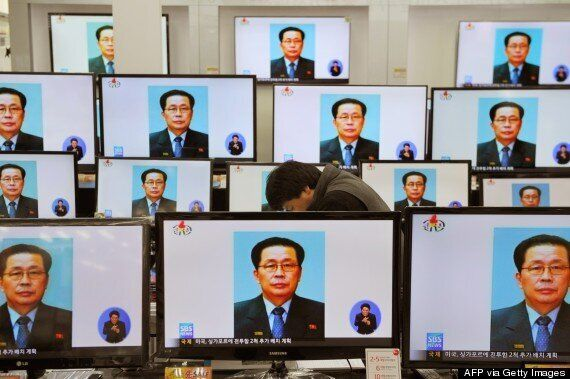 'North Korea Executes Entire Family Of Kim Jong-Un's Uncle, Jang