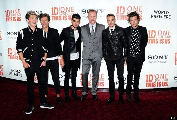 'One Direction: This Is Us' Director Morgan Spurlock Reveals The Boys Are 'Vulnerable', And