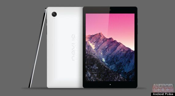Google Nexus 8 Tablet Could Be Better Than The