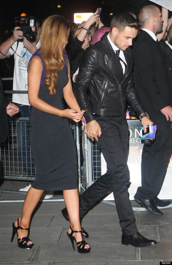 Liam Payne Goes Public With New Girlfriend Sophia Smith At 'One Direction: This Is Us' Premiere After-Party
