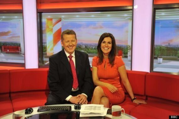 'Susanna Reid Should Ignore Critics': Bill Turnbull Shows Support For 'Good Morning Britain'