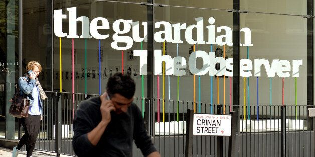 Destroyed Guardian Files 'Mainly Contained Articles About Middle-Class