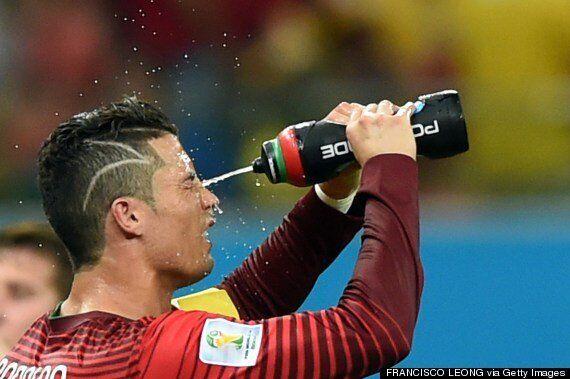Cristiano Ronaldo's Haircut: Was It A 'Tribute To Boy's Brain