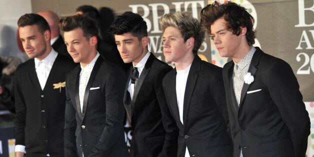 One Direction: Harry Styles, Niall Horan, Zayn Malik, Liam Payne And Louis Tomlinson's 100 Sexiest Photos