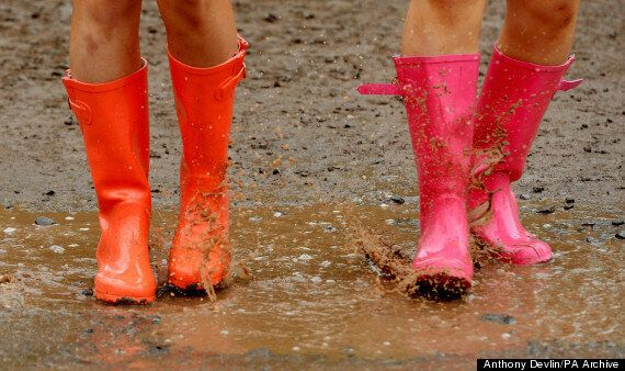 Glastonbury 2014 Weather Update - Sunshine Or Showers Set For Worthy