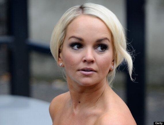 Actress Jennifer Ellison And Her Husband Rescued In Sea