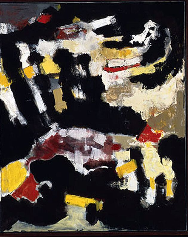 Changing Our View of Art History: Abstract Expressionism