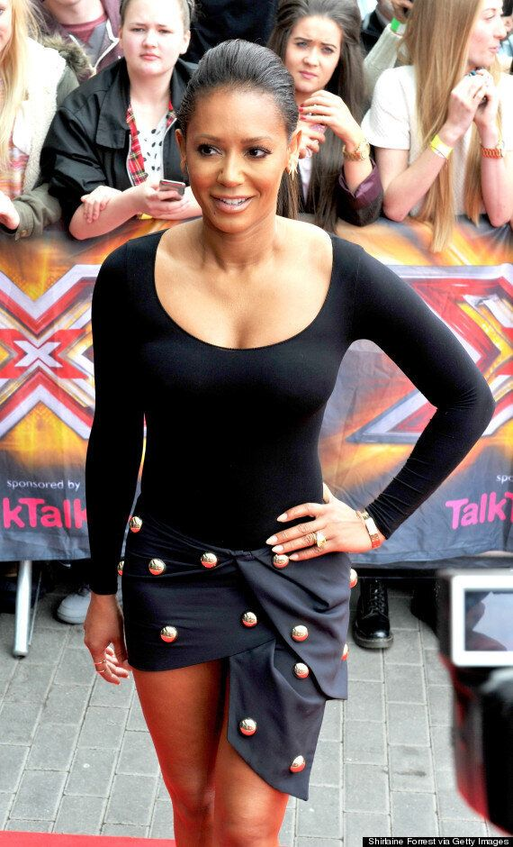 'X Factor': Cheryl Cole Praises 'Funny' New Judge Mel B... But Seems Less Keen On Louis