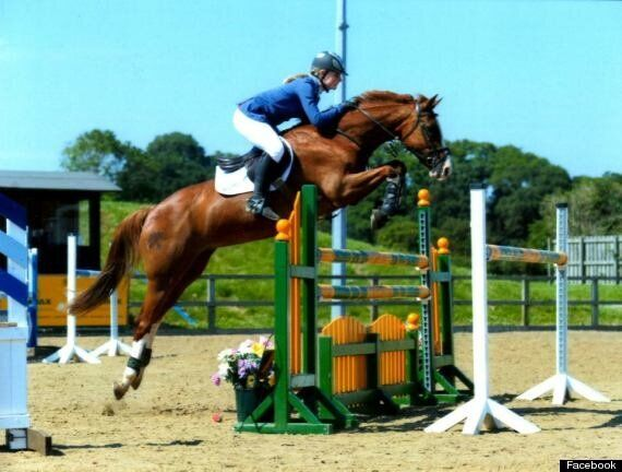 GCSE Results Day: Showjumper Romilly Simmons Has Sights Set On