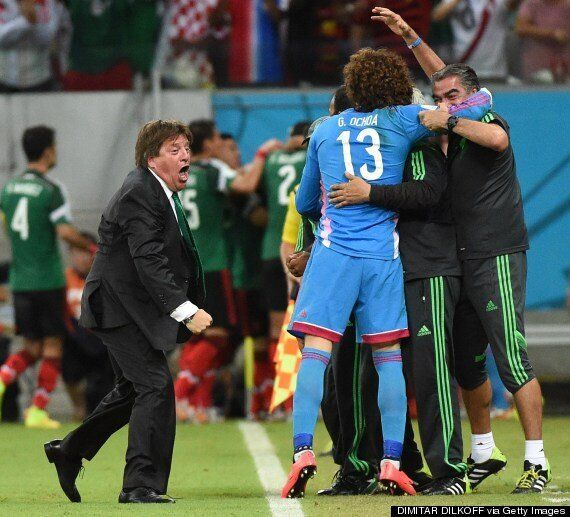 World Cup 2014: Mexico Coach Miguel Herrera Is The Best Thing About It