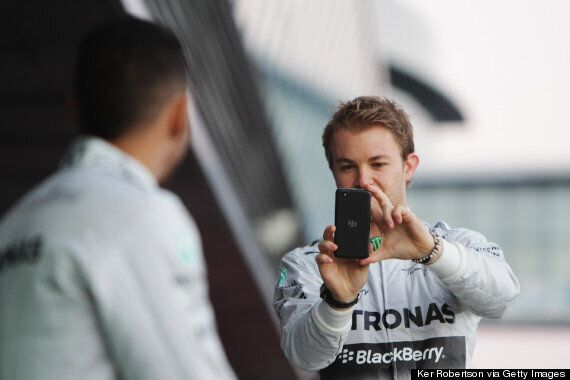 Mercedes, Red Bull And Force India Reveal New Formula 1 Cars (VIDEO,